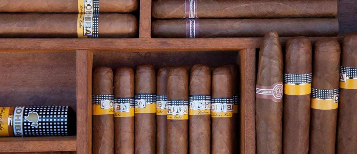 Lazaro Cohiba Trademark Featured Image