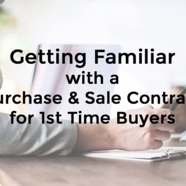Purchase & Sale Contract Featured Image