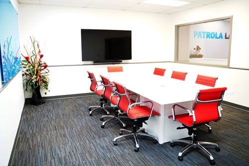 Patrola Law Boardroom