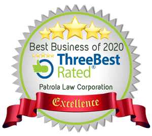Three Best Rated - Best Business of 2020