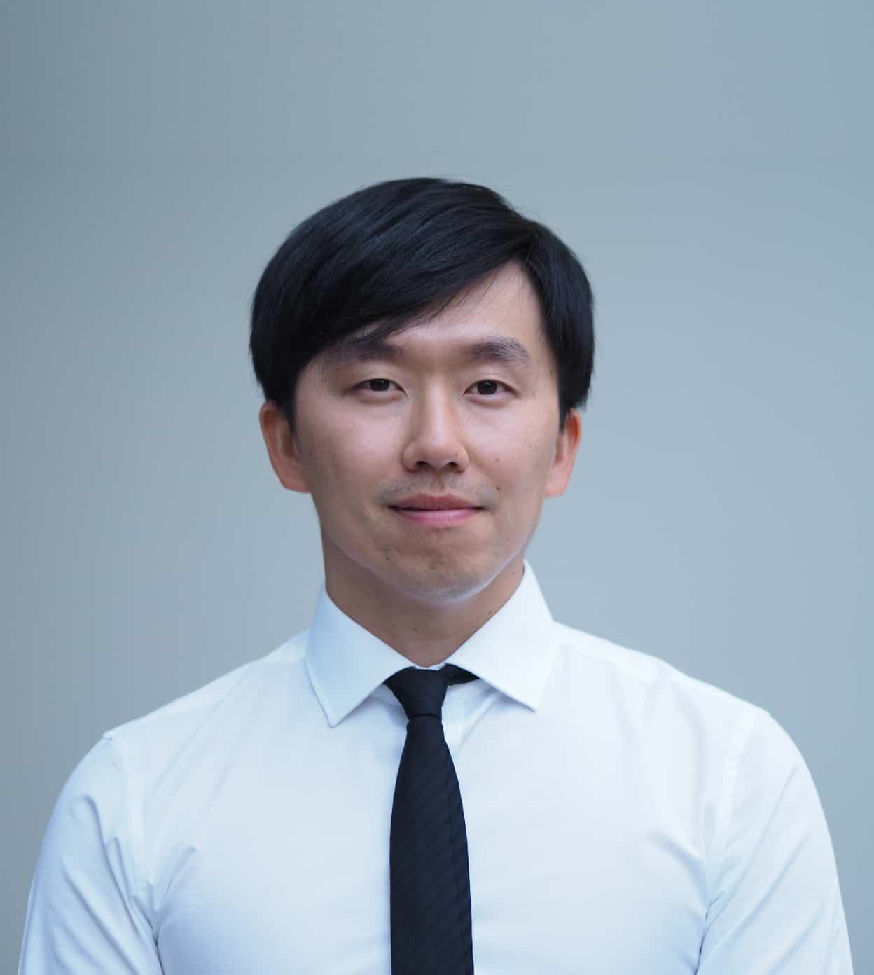 Simon Joo Portrait